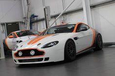 Graphic Display World - The evil Aston Martin twins - Graphic Display World