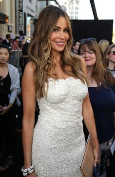 Sofia Vergara attends the premiere of Warner Bros. Pictures' 'Magic Mike XXL' at TCL Chinese Theatre IMAX on June 25, 2015 in Hollywood, California.
