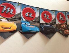 Banderines Cars manía