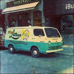 Nos despedimos con una van que tuvo todo el #ChevroStyle de la época #ChOffline #ChevroletCL