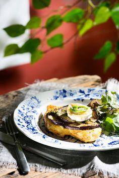 Pesto-munakoisot ja broilerinfileepihvit | K-ruoka
