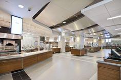 LeftField : Portfolio:College/University:Servery Renovation At Mass College Of Art And Design