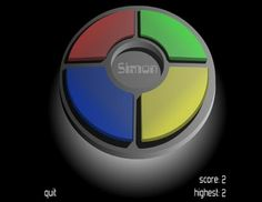 Simon for the Smartboard!  Can't wait to show my Smarties!