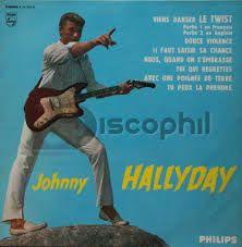 pochette de disque de johnny hallyday - Recherche Google