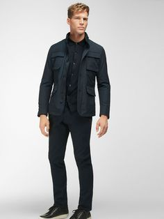 Coats & Jackets - MEN - Massimo Dutti