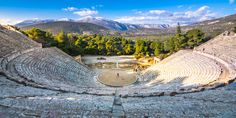 As part of the annual #Athens and Epidaurus festival, the Epidaurus #theatre and its other ancient stages come alive with works from great #Greek playwrights such as Sophocles, Euripides, Aristophanes and more. We've detailed out this years Epidaurus theatre programme and ticketing information along with transport info