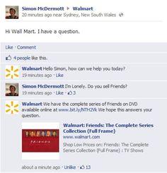 Walmart Is Definitely The Sassiest Store On Facebook