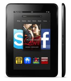 Amazon Kindle Fire HD tablets reached India, price range starts at Rs. 15,999*