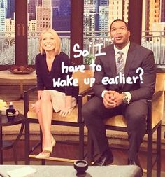 michael strahan reportedly set to appear regularly on good morning america abc kelly ripa tv