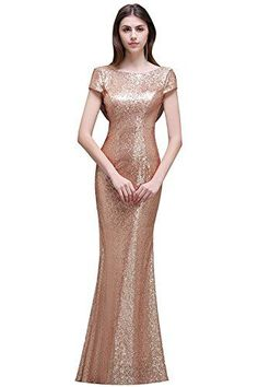 online shopping for MisShow Women Sparkly Rose Gold Long Sequins Bridesmaid Dress Prom/Evening Gowns from top store. See new offer for MisShow Women Sparkly Rose Gold Long Sequins Bridesmaid Dress Prom/Evening Gowns Mermaid Bridesmaid Dresses, Sequin Prom Dresses, Wedding Party Dresses, Dress Prom, Lace Dresses, Wedding Vest, Prom Party, Homecoming Dresses, Short Lace Dress