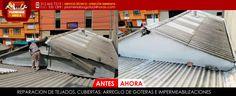 Reparación de tejados y cubiertas. #Reparación #tejados #cubiertas