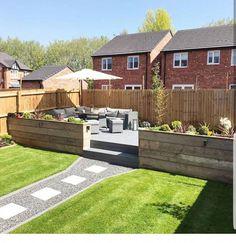 Сад #backyardmakeover