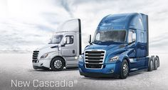 New Freightliner Cascadia, Integrated Detroit Powertrain to be Showcased at 2017 TMC Annual Meeting - NextTruck Blog & Industry News - Trucker Information