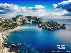 That's Isola Bella, I see… #motorcycle #tour #italy