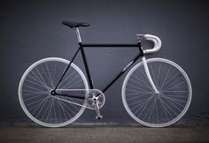 Foffa bikes – bespoke classic geared and single speed bikes designers and manufacturers - GALLERY