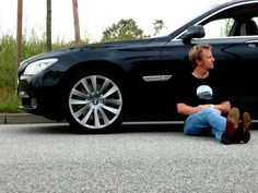 BMW 750 Li – glänzende Hochglanz Bilanz