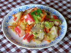 Krabí zelenina