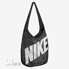 44e9f174f89c1 Nike Graphic Reversible Damen Tasche Sport Fitness Umhängetasche  Henkeltasche BL