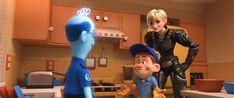 ArtStation - Felix, Tyler Bolyard Wreck It Ralph, Character Design, 3d Character, Fun Challenges, Great Britain
