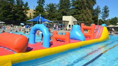 Take the family swimming in one of these awesome outdoor pools in the Bay Area!
