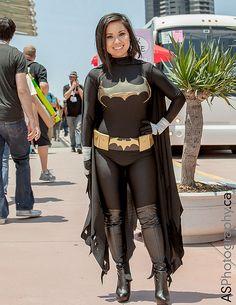 Batgirl at Comic-Con SDCC 2013   Flickr - Photo Sharing!