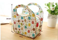 Students Thicker Insulation Lunch Bag Waterproof Laptop Bag Lunch Boxes-Animal B: Amazon.ca: Home & Kitchen