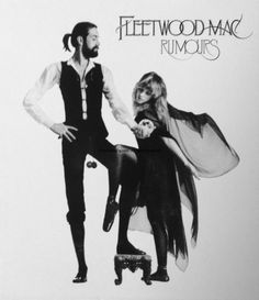 Fleetwood Mac - Rumours, 1977. This album captures everything that was the best about Fleetwood Mac.