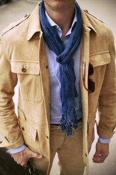 Great everyday look for a real gentleman!