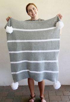 Beginning Crochet Crochet Magnolia Baby Blanket Pattern Crochet Baby Blanket Beginner, Easy Baby Blanket, Crochet Blanket Patterns, Baby Patterns, Baby Blankets, Crochet Blankets, Crochet Afghans, Beginning Crochet, Easy Crochet Projects