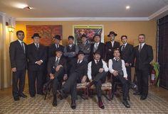 VI Tango Moda Antiga - cavalheiros