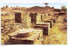 Kumbi Saleh, ancient Ghana Empire in Mauritania and Mali