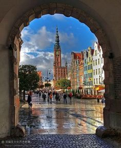 The most beautiful pictures of Poland (17 photos)