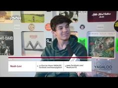 Noah-Levi im Interview bei Yagaloo.TV