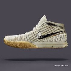 "Nike Kyrie 1 ""Uncle Drew"" - Concept by @deaddilly"