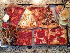 Zoli's Now Has a $35 Pizza Orgy Called The Mother Effer - Dallas, TX