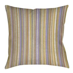 Plum Scene 2 Printed Throw Pillow