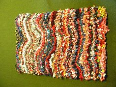 A Work of Art Studio: Rag Rug To The Finish!