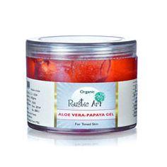bio aloe vera papaya gel 100 g Shops, Organic Aloe Vera, Rustic Art, Aloe Vera Gel, Vegan, Candle Jars, Handmade, Stuff To Buy, Lavender