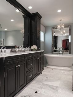 If you have a small bathroom in your home, don't be confuse to change to make it look larger. Not only small bathroom, but also the largest bathrooms have their problems and design flaws. Bathroom Ideas Uk, Bathroom Colors, Bathroom Renovations, Bathroom Yellow, Bathroom Black, Kitchen Ideas, Bathroom Organization, Bathroom Designs, Bathroom Storage