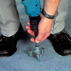 Floor Squeak Elimination Kit from Tool Shop on Catalog SpreeProGreen Carpet Floor Squeak repair can silence nearly any squeak in a matter of minutes.Silence squeaky floors Eliminates peeling up carpeting or gaining access from below—all you need is Home Improvement Projects, Home Projects, Fix Squeaky Floors, Home Fix, Diy Home Repair, Car Repair, Basement Renovations, Basement Plans, Shopping
