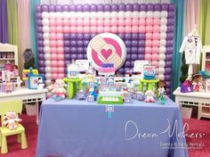 Doc Mc Stuffins Birthday Party Ideas   Photo 1 of 31   Catch My Party