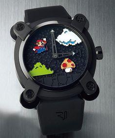 Everybody Needs A $27,000 Mario Watch, Right?