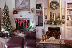 Christmas Decorating Idea House | christmas decor design 26 Christmas Decorating Ideas for Your Home