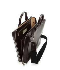 $497 Bridle Leather File Case - JackSpade