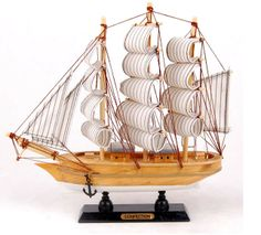small wood sailboat, wish everything is good Sailboat Craft, Sailing Ships, Wood, Woodwind Instrument, Timber Wood, Wood Planks, Trees, Sailboat, Tall Ships