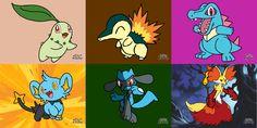 Pokemon Art Academy Compilation 9 by Rebeccachu-Chan.deviantart.com on @DeviantArt