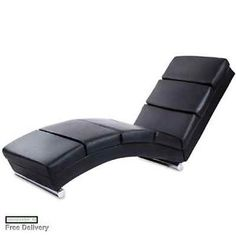Leather Relax Lounger!!