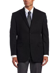 nice Men's Solid Two-Button Center Vent Suit Separate Coat - For Sale Check more at http://shipperscentral.com/wp/product/mens-solid-two-button-center-vent-suit-separate-coat-for-sale/