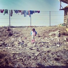 #romania #ghetto #roma #children #poverty