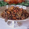 ... Of Roasted Chestnut And Sausage Cornbread Stuffing Recipe on Pinterest